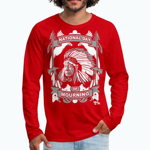 native PNG - Men's Premium Long Sleeve T-Shirt