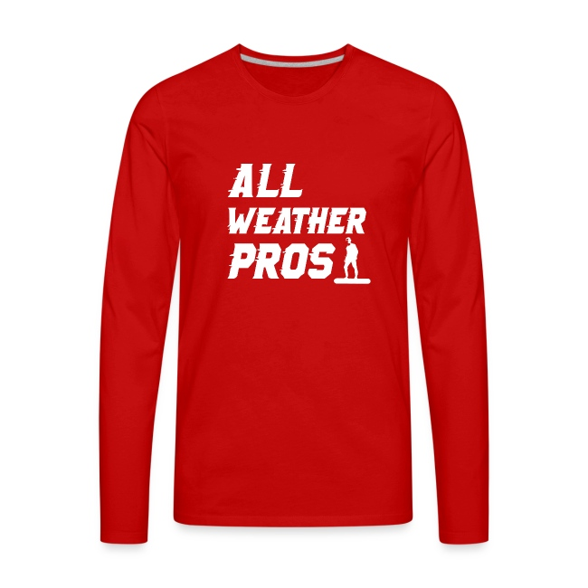 Messenger 841 All Weather Pros Logo T-shirt
