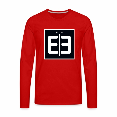 Logo Range - Men's Premium Long Sleeve T-Shirt