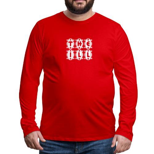THE ILLennials - THE ILL - Men's Premium Long Sleeve T-Shirt
