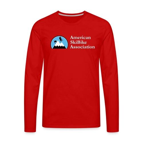 ASA - Men's Premium Long Sleeve T-Shirt