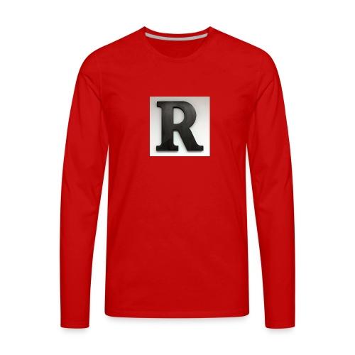 UPrun - Men's Premium Long Sleeve T-Shirt
