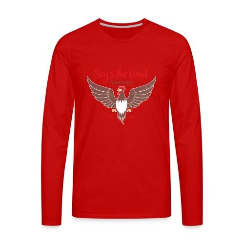 STL Logo - Men's Premium Long Sleeve T-Shirt