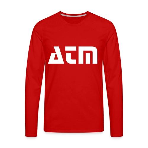 ATM - Men's Premium Long Sleeve T-Shirt