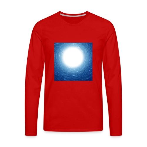 Scintillant Movement - Men's Premium Long Sleeve T-Shirt