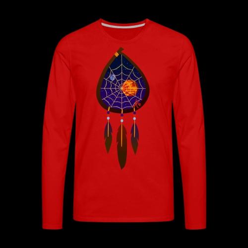 Dreamcatcher Space Inspiring 2 - Men's Premium Long Sleeve T-Shirt