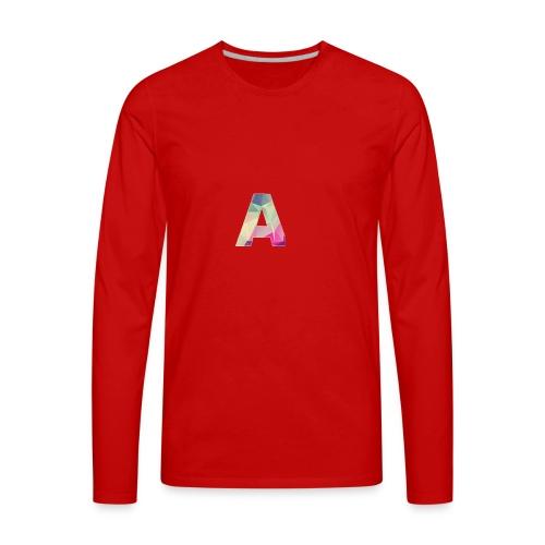 Amethyst Merch - Men's Premium Long Sleeve T-Shirt