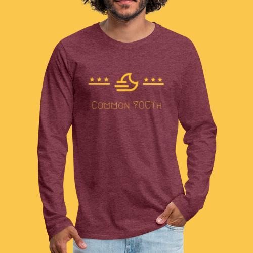 CommonYOUth - Men's Premium Long Sleeve T-Shirt