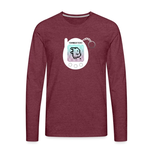 Egg friend - Men's Premium Long Sleeve T-Shirt