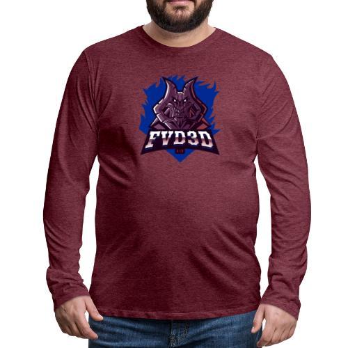 FVD3D Team Shop - Men's Premium Long Sleeve T-Shirt