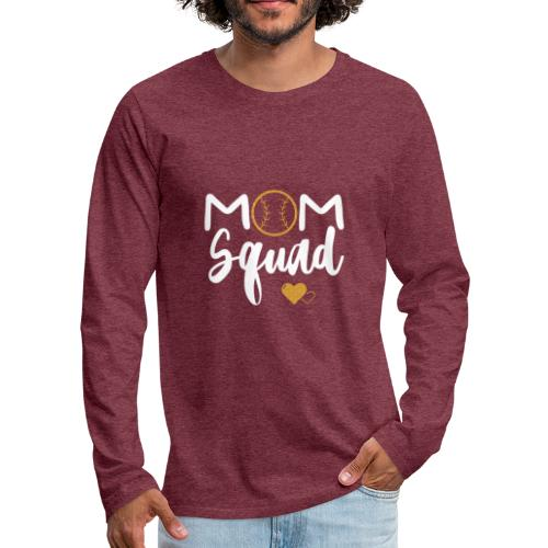 Mom Squad - Men's Premium Long Sleeve T-Shirt
