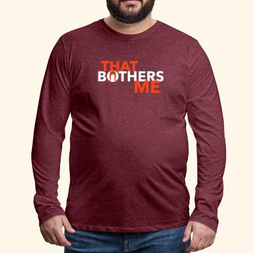 Coco TBM 2020 - Men's Premium Long Sleeve T-Shirt