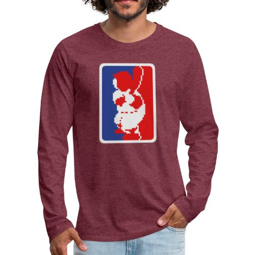RBI Baseball - Men's Premium Long Sleeve T-Shirt