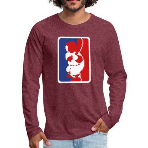 RBI Baseball - Men's Premium Long Sleeve T-Shirt