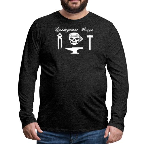 Banner pic Light Front n back - Men's Premium Long Sleeve T-Shirt