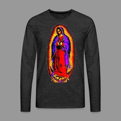 Mary's Glow - Men's Premium Long Sleeve T-Shirt