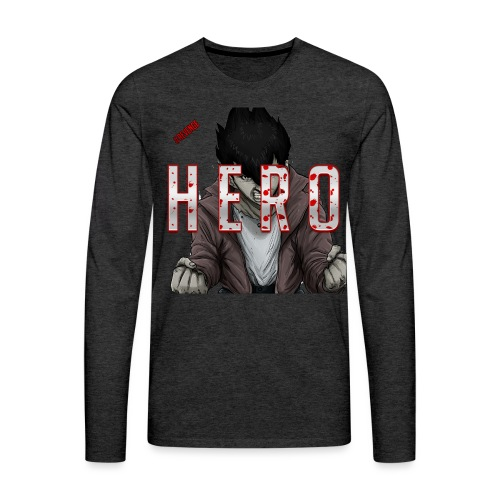 Out For Blood - Men's Premium Long Sleeve T-Shirt