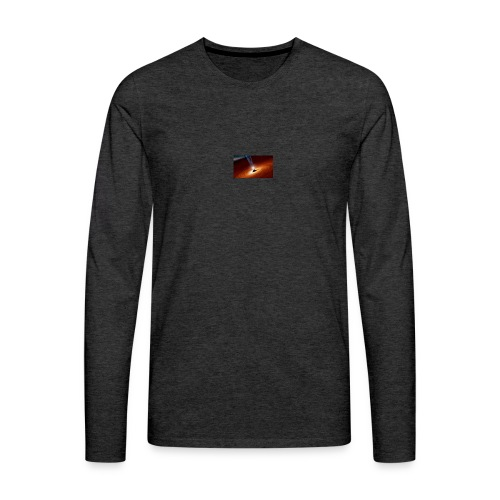 hole - Men's Premium Long Sleeve T-Shirt