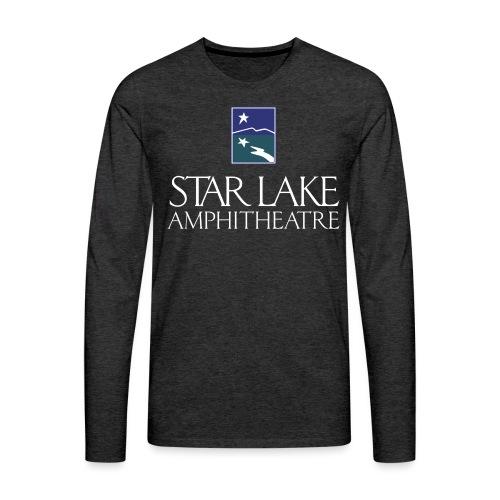 Star Lake on Color - Men's Premium Long Sleeve T-Shirt