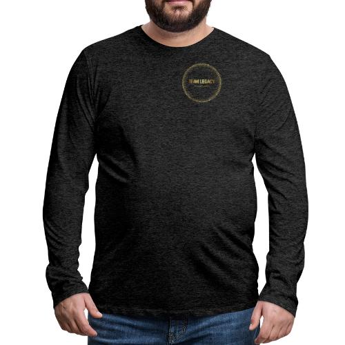Color logo no background - Men's Premium Long Sleeve T-Shirt