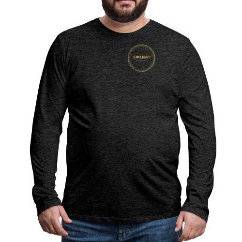 Color logo no background - Men's Premium Long Sleeve T-Shirt
