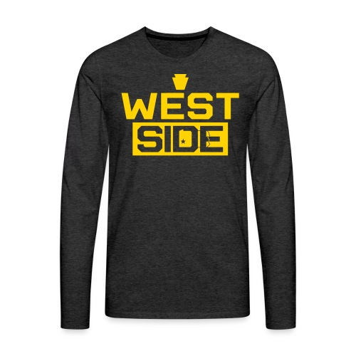 West Side - Men's Premium Long Sleeve T-Shirt