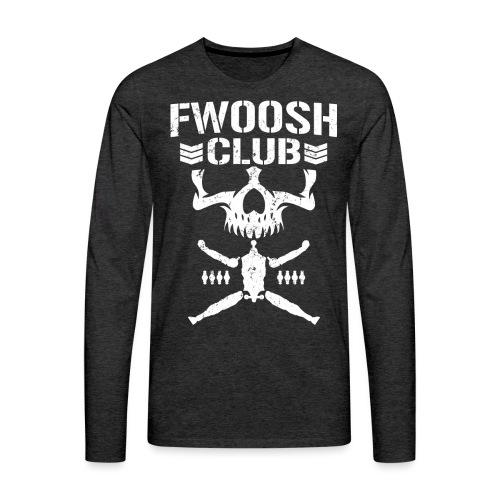 Fwoosh Club - Men's Premium Long Sleeve T-Shirt