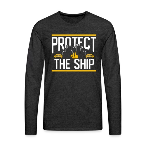 protect - Men's Premium Long Sleeve T-Shirt
