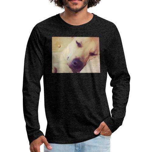 Custom chase design - Men's Premium Long Sleeve T-Shirt