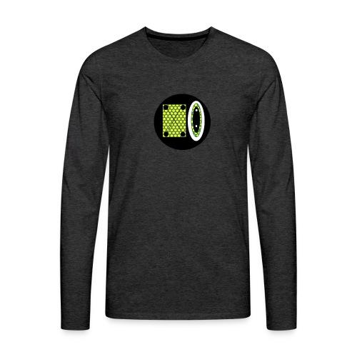 Drey Android 1.3 - Men's Premium Long Sleeve T-Shirt