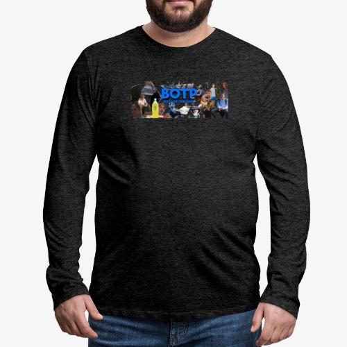 BOTP - Men's Premium Long Sleeve T-Shirt