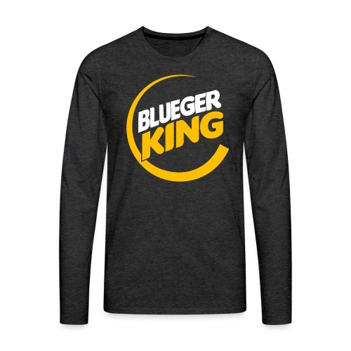 Blueger King - Men's Premium Long Sleeve T-Shirt