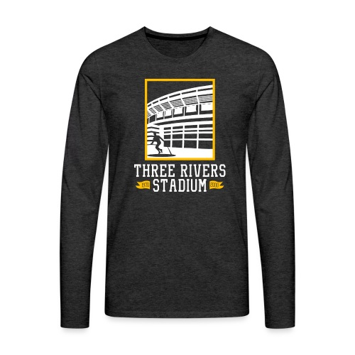 Three Rivers - Men's Premium Long Sleeve T-Shirt