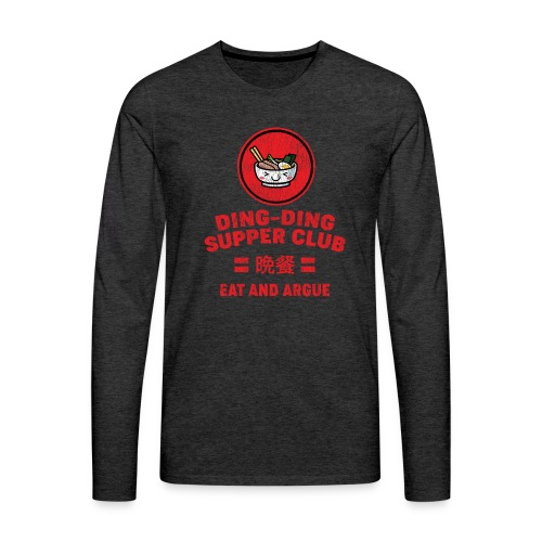 ddsc ramen - Men's Premium Long Sleeve T-Shirt