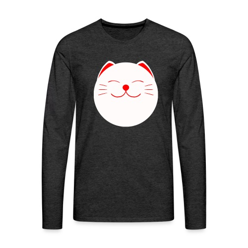 neko - Men's Premium Long Sleeve T-Shirt