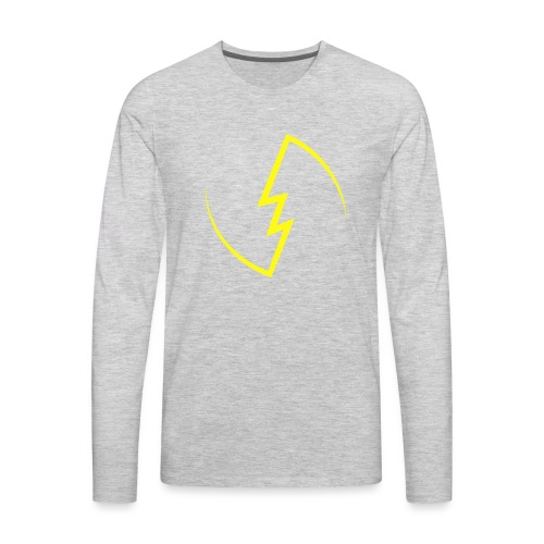 Electric Spark - Men's Premium Long Sleeve T-Shirt