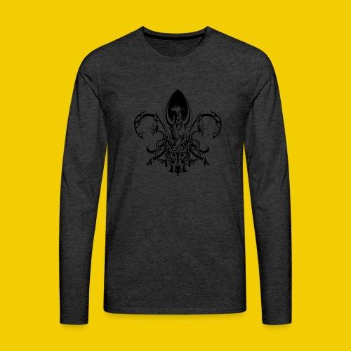 Spirit Dragon - Men's Premium Long Sleeve T-Shirt