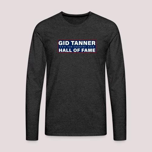 Gid for HOF - Men's Premium Long Sleeve T-Shirt