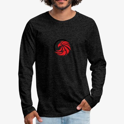 Shadow The Archangel Brand - Men's Premium Long Sleeve T-Shirt