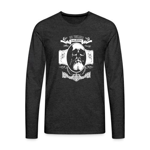 Men's Dos Toneladas Galeria Shirt - Men's Premium Long Sleeve T-Shirt