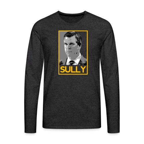 Sully - Men's Premium Long Sleeve T-Shirt