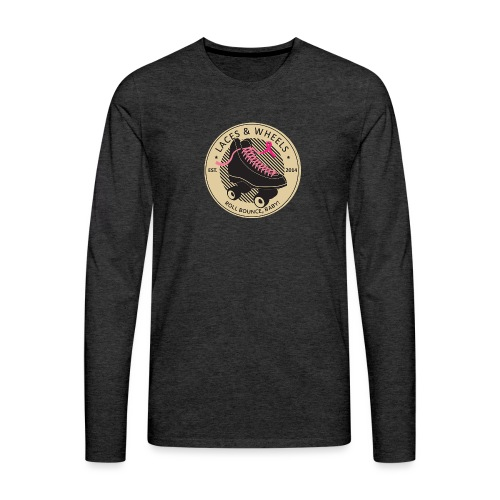 landw_lacetoribb1600px_30 - Men's Premium Long Sleeve T-Shirt