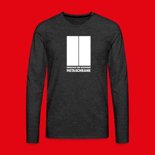 Metaschrank Classic - Men's Premium Long Sleeve T-Shirt