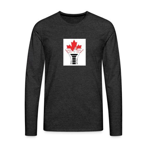 Yemeni Canadian Club - Men's Premium Long Sleeve T-Shirt