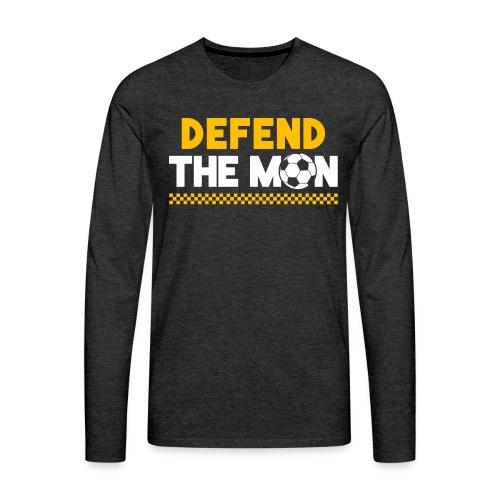 Defend The Mon - Men's Premium Long Sleeve T-Shirt