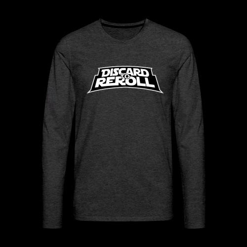 Discard to Reroll: Reroller Swag - Men's Premium Long Sleeve T-Shirt