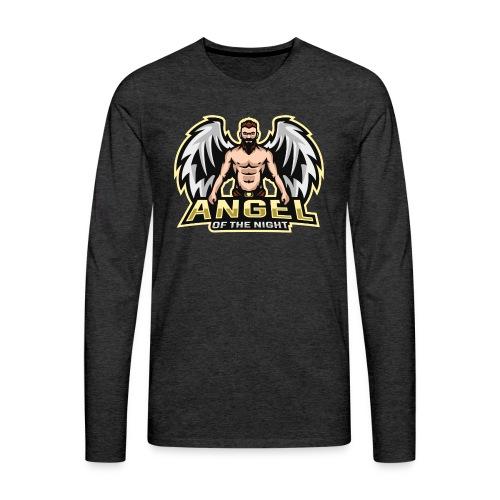 AngeloftheNight091 T-Shirt - Men's Premium Long Sleeve T-Shirt