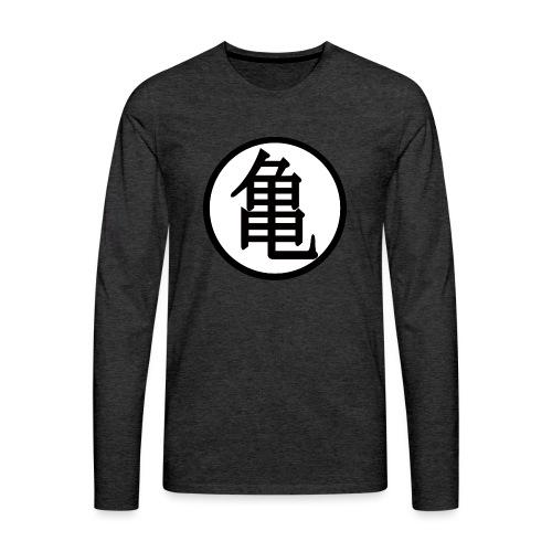 Kame sennin - Men's Premium Long Sleeve T-Shirt