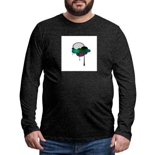 rain season - Men's Premium Long Sleeve T-Shirt