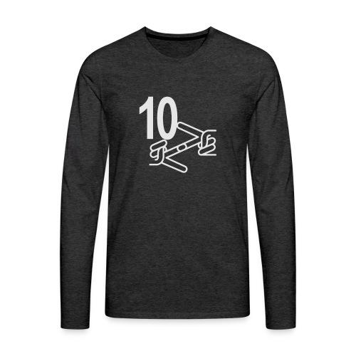Motivation Series II - Men's Premium Long Sleeve T-Shirt